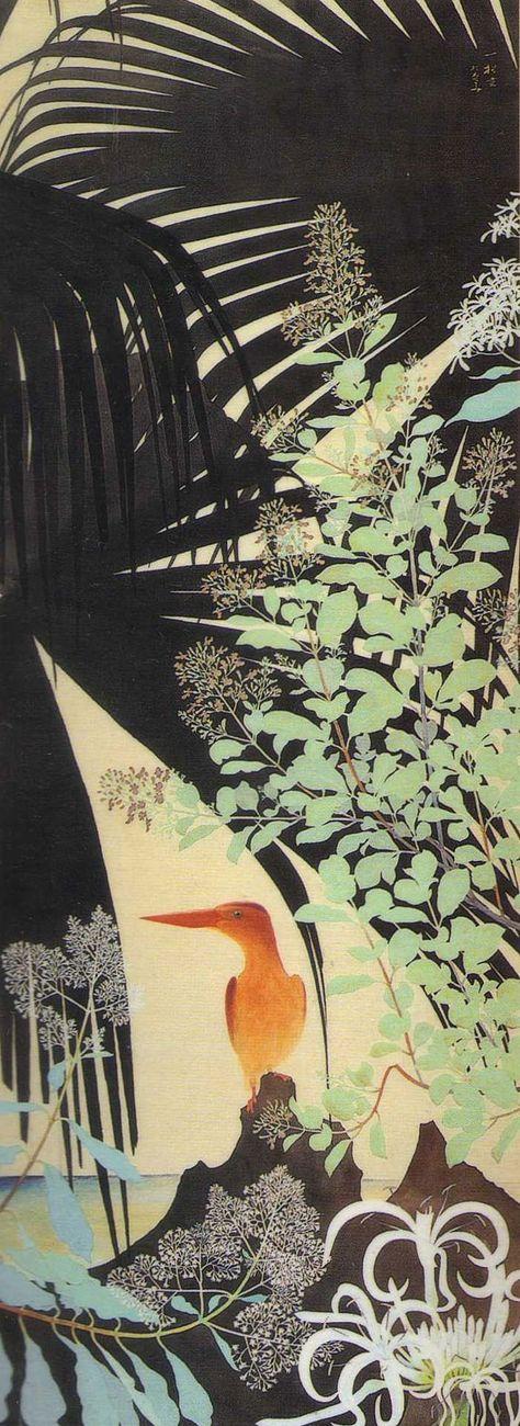 田中一村の独特の花鳥画。奄美大島に魅了された孤高の画家 – 展覧会情報・写真・デザイン | ADB