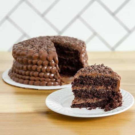 Cake Flavors - Brigadeiro Bakery