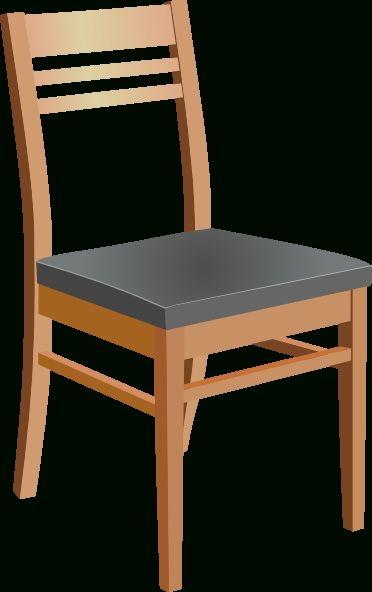 Wooden Chair Clip Art At Clker Vector Clip Art Online For Chair Clipart 33315 Chair Wallpaper Furniture Wooden Chair