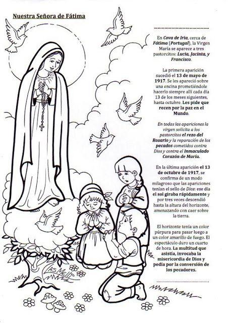 Pin De Anabelle En Virgen Maria Con Imagenes Catequesis