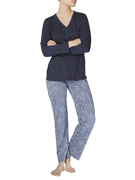 c6f951897c Calida Damen Zweiteiliger Schlafanzug Greta Pyjama: - pyjama pyjamas frauen  unterwäsche pyjamas womens pyjamaparty ideas