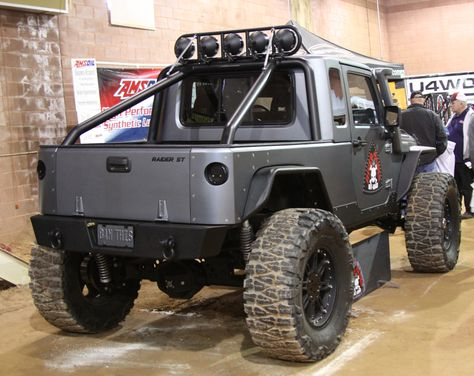 My kind of Jeep -tite-top-by-avenger-superchargers.jpg 1,000×795 pixels