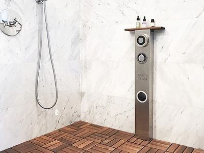 Turn Your Existing Shower Into A Luxurious Private Steam Room With