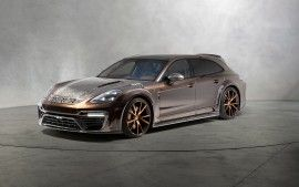 Wallpapers Hd Mansory Porsche Panamera Sport