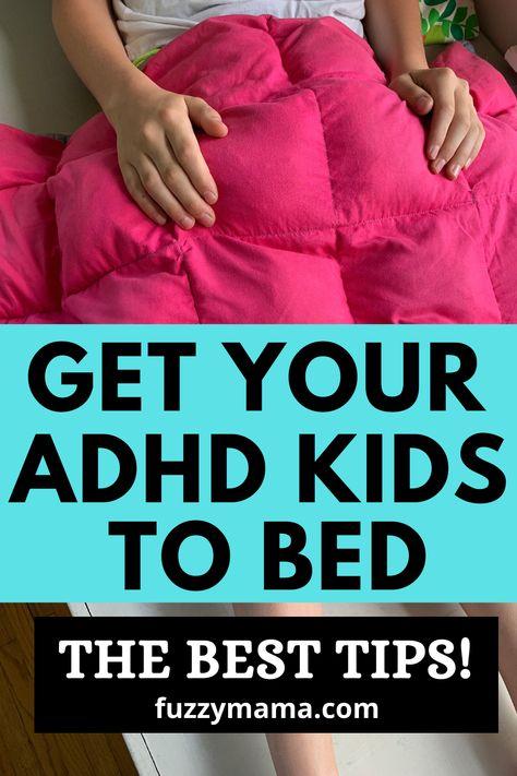 ADHD Sleep Tips