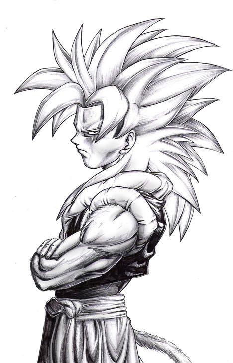 Gogeta Ssj4 2 By Novasayajingoku With Images Dragon Ball