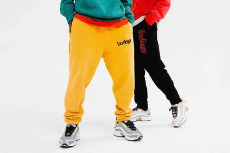 Bodega Debuts Athleisure Filled Fall Collection | pants