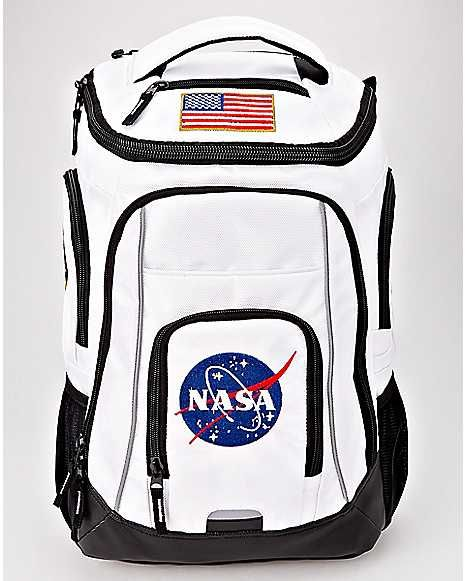Top-Mode bieten eine große Auswahl an tolle Passform Space Mission NASA Backpack - Spencer's | Bags in 2019 ...