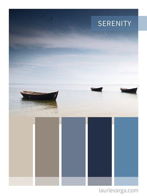 Colour Palettes on Behance