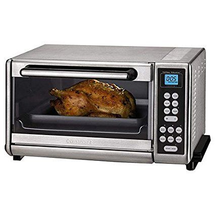 Cuisinart Cto 140pcfr Toaster Oven Broiler With Convection Stainless Steel Certified Refurbished Review Convection Toaster Oven Toaster Oven Reviews Cuisinart Toaster Oven