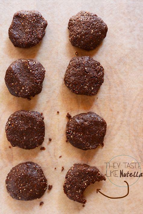 Chocolate Hazelnut Cookies   Minimalist Baker Recipes