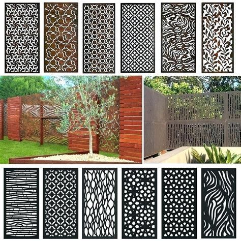 Image Result For Outdoor Decorative Screen Panels In 2019