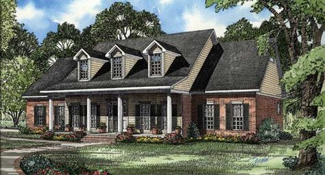 House plans on pinterest house plans traditional house Circle house plans