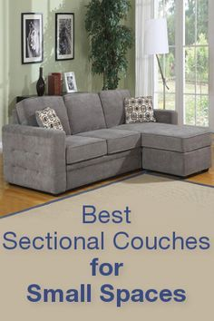 Small Sectional Sofas & Couches for Small Spaces w 2019 ...