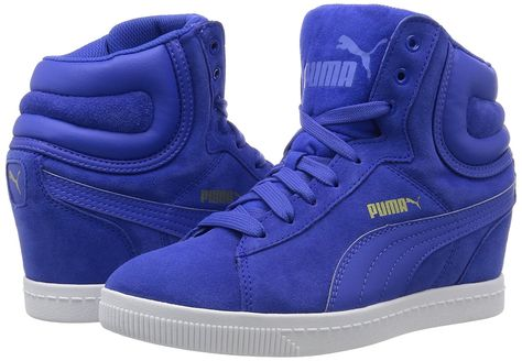 Buty Puma Vikky Wedge 36 42 Koturny 357246 07 Sale 6738113809 Oficjalne Archiwum Allegro Puma High Top Sneakers Top Sneakers