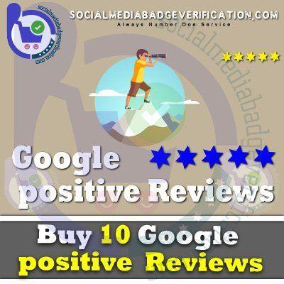 Buy Positive Google Reviews