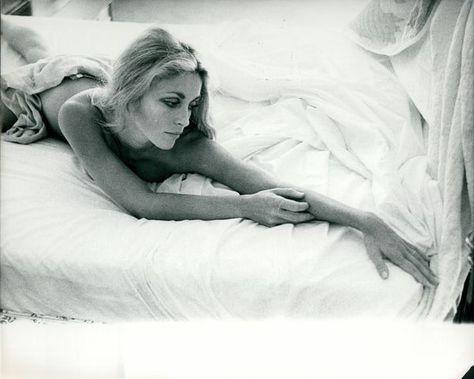 Sharon Tate by James Silke