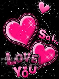 Pink Love gif by Cute_Stuff   Photobucket