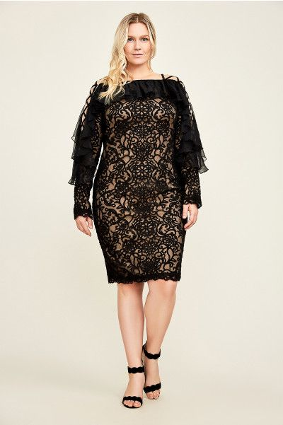 18. Plus size party dresses for new year eve | New Year Party ...