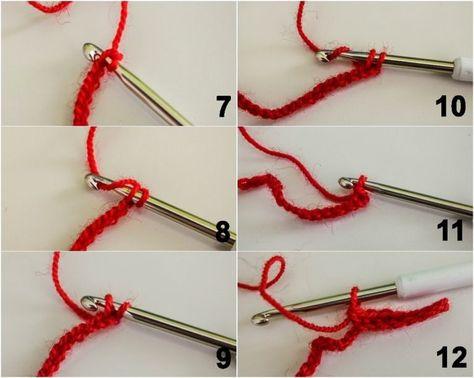 Die Einfachste Anleitung Zum Häkeln Lernen Einfache Stäbchen