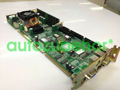 Sponsored Ebay Industrial Computer Motherboard Pca 6180 Rev B1 With Cpu Memory Fan Pca In 2020 Electrical Equipment Industrial Ebay