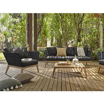 Gartenlounge Set Corso 4 Teilig Garten Lounge Lounge Terrassen Stuhle
