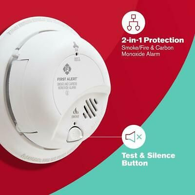 Advertisement First Alert Sc9120b Carbon Monoxide And Smoke Alarm Super Cheap In 2020 Smoke Alarms Carbon Monoxide Alarms Alarm