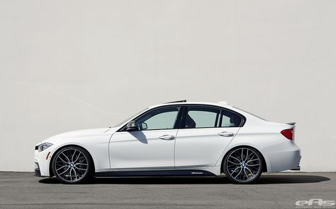 Alpine White F30 335i - #bmw