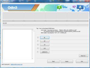 Samsung Odin Flash Tool V3 13 1 Latest Version   Mobile