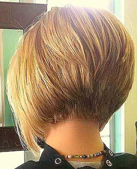 Stacked Bob Short Inverted Bob Hairstyles Inverted Bob Hairstyles Thick Hair Styles Bob Hairstyles