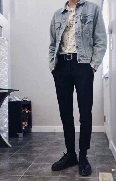 177 ideas fashion korean winter men