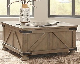 Aldwin Coffee Table With Lift Top Furniture Decorating Coffee