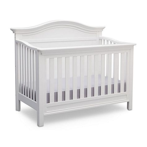 Delta Children S Products Bethpage 4 In 1 Crib Bianca Convertible Crib Cribs Baby Cribs Convertible