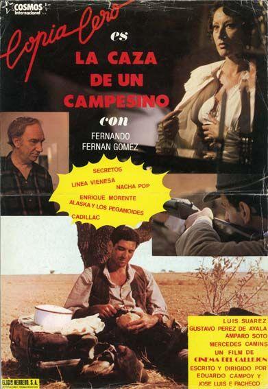 Copia Cero 1982 De Eduardo Campoy Y Jose Luis Fernandez Pacheco Tt0082202 Carteles De Cine Cine Espanol