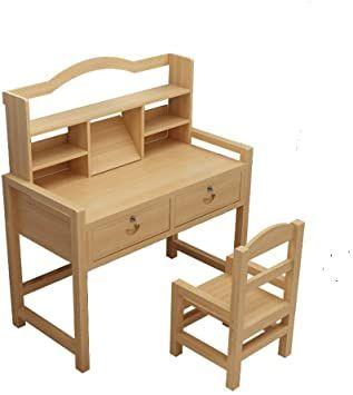 Jiangxiuqin Kids Desks Children S Desk Adjustable Kids Desk And Chair Set Bedroom Student Desk For In 2020 Desk And Chair Set Childrens Desk Childrens Desk And Chair