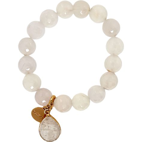 Bcharmd White Quartz Bracelet Tk Ma Things To Wear