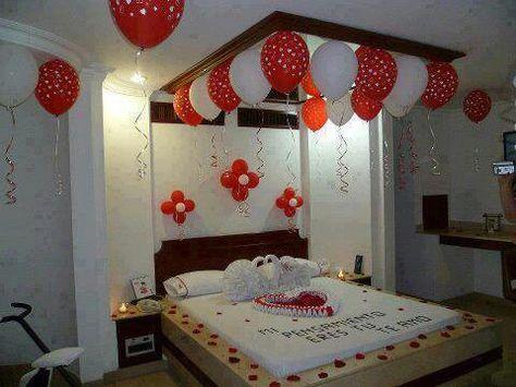 Top romantic bedroom ideas for anniversary celebration