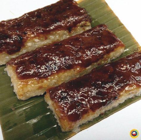 Bibingkang Malagkit Recipe Recipe Filipino Desserts Bibingka Recipe Recipes