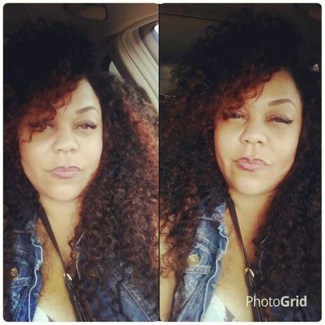 "Hair Phenatiks Virgin Remy Hair Extensions #mongoliancurlyhair 28""-24""-22""-22"" and 14""closure. From www.hairphenatiks.com #virginhair #sandiegohair #customwig #bigcurlyhair"
