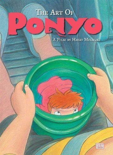 The Art of Ponyo - Default