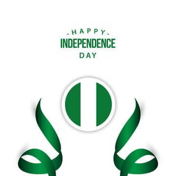 Happy Nigeria Independence Day Vector Template Design Illustration Happy Icons Template Icons Day Icons Png And Vector With Transparent Background For Free D In 2020 Nigeria Independence Independence Day Nigeria Independence Day