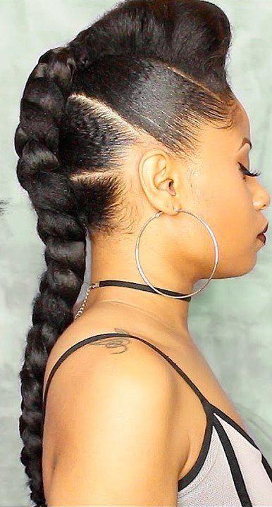 43 Protective Styles For Healthy Natural Hair Protective Hairstyles For Natural Hair Natural Hair Updo Natural Hair Braids