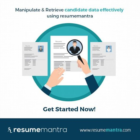 20 best Applicant Tracking System images on Pinterest in 2018 - resume parsing