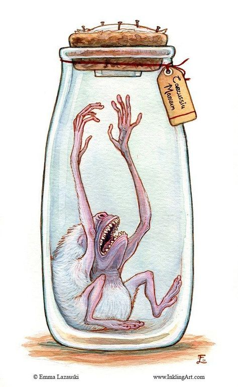 enterobiosis jar)