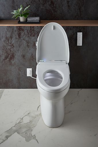 No Matter Your Style Washlet Electric Bidets Fit Any Toilet