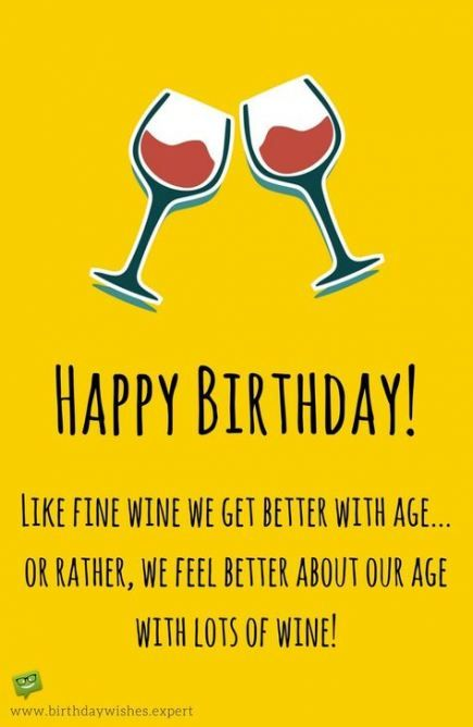 40 Trendy Birthday Quotes Funny For Her Wine Birthday Quotes For Her Birthday Wishes Funny Birthday Quotes Funny For Her