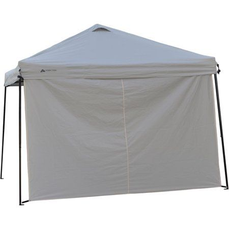 Ozark Trail Sun Wall For 10 X 10 Straight Leg Canopy Gazebo Accessory Only Walmart Com Canopy Gazebo Accessories Gazebo Gazebo Lighting
