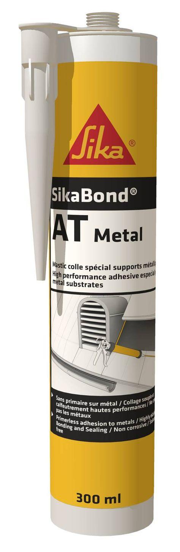 Sikabond At Metal Colle Elastique Pour Le Collage De Metaux Sika Metal Collage Collant