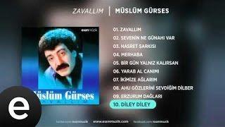 Muslum Gurses Diley Diley Mp3 Indir Muslumgurses Dileydiley Yeni Muzik Muzik Insan