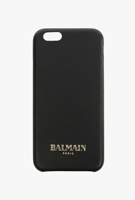 coque iphone xs balmain